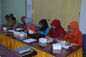 TECHNICAL MEETING  LOMBA KARYA CIPTA LAGU TINGKAT  SLTA  SEKABUPATEN MAGETAN DALAM RANGKA  HUT TNI KE 71 TAHUN 2016 (2)