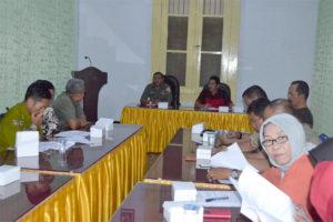 TECHNICAL MEETING  LOMBA KARYA CIPTA LAGU TINGKAT  SLTA  SEKABUPATEN MAGETAN DALAM RANGKA  HUT TNI KE 71 TAHUN 2016 (3)