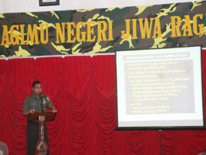 TIM SERGAB MABESAD KUNJUNGI KODIM 0702PURBALINGGA 4