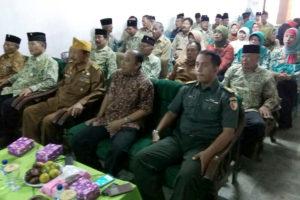 Tasyakuran  HUT PPAD.Persatuan Purnawirawan TNI Angkatan  Darat Cabang Trenggalek ke XIII Th. 2016 c