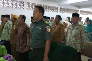 Tasyakuran  HUT PPAD.Persatuan Purnawirawan TNI Angkatan  Darat Cabang Trenggalek ke XIII Th. 2016 d
