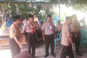 Tasyakuran HUT Pramuka Ke 55 Di Pendopo Kec Ponorogo  (1)