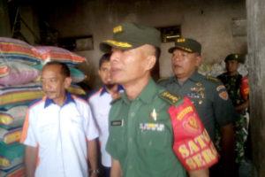 Tim Sergap Mabesad Survei Kondisi Dan Stok Beras  Di  Kabupaten Nganjuk. 3