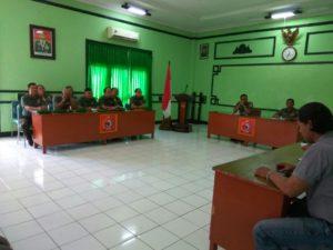2. Jam Komandan Kodim 0830 SU Kepada Seluruh Anggota Militer Dan PNS