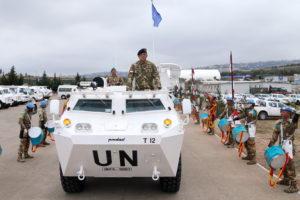6. Panglima TNI kujungi Konga di libanon 2-8-16 (1)