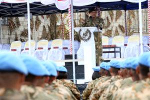 6. Panglima TNI kujungi Konga di libanon 2-8-16 (2)