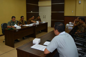 Dandim 0808 Bilitar Rapat Evaluasi (3)