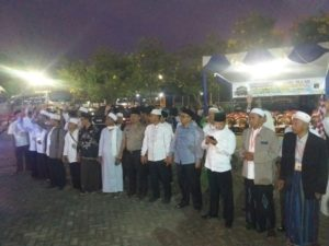 Dandim Hadiri Pelepasan 775 Jamaah Haji Asal Probolinggo