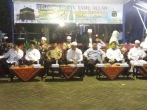 Dandim Hadiri Pelepasan 775 Jamaah Haji Asal Probolinggo s