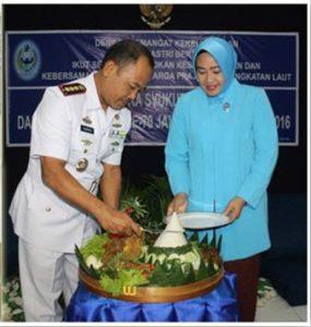 Jalasenastri Cabang 8 Korcab V Lanal Yogyakarta Gelar Syukuran HUT Jalasenastri Ke-70 2