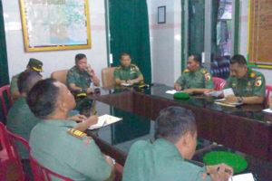 PENGARAHAN BRIGJEN TNI AGUS HERU PRASETYO DI KODIM  0807TULUNGAGUNG (3)