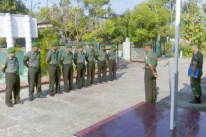Pengecekan Pasukan Pam Kunker Pangdam (6)