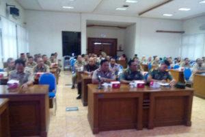 Rapat Evaluasi Pembubaran Panitia HUT RI Ke71 (3)