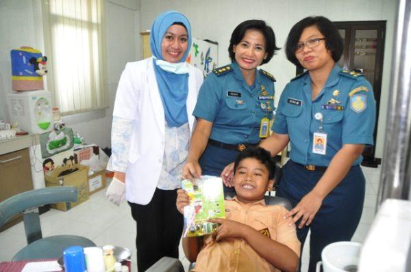 23-wujudkan-anak-indonesia-bebas-karies-kowal-wilayah-surabaya-adakan-baksos