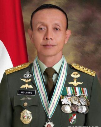 Kasad, Jenderal Mulyono