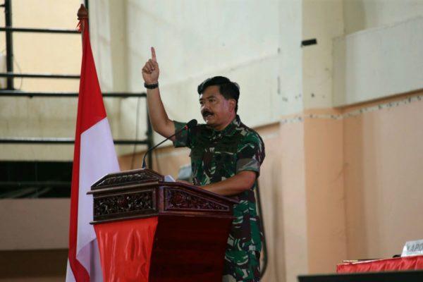Panglima TNI :  Sinergi Dan  Soliditas Mampu Cegah Potensi Timbulnya Permasalahan