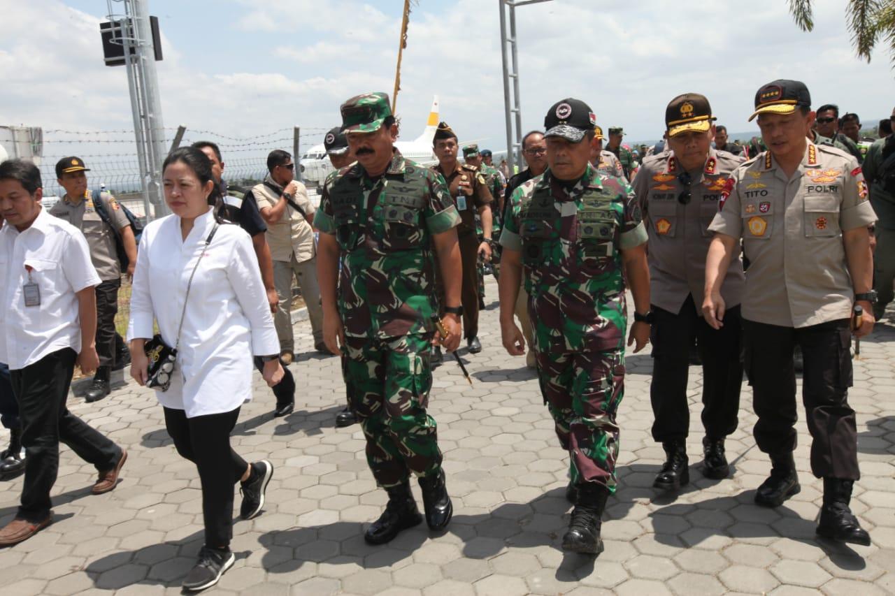 Panglima TNIKunjungan Kerja ke Wilayah Indonesia Timur