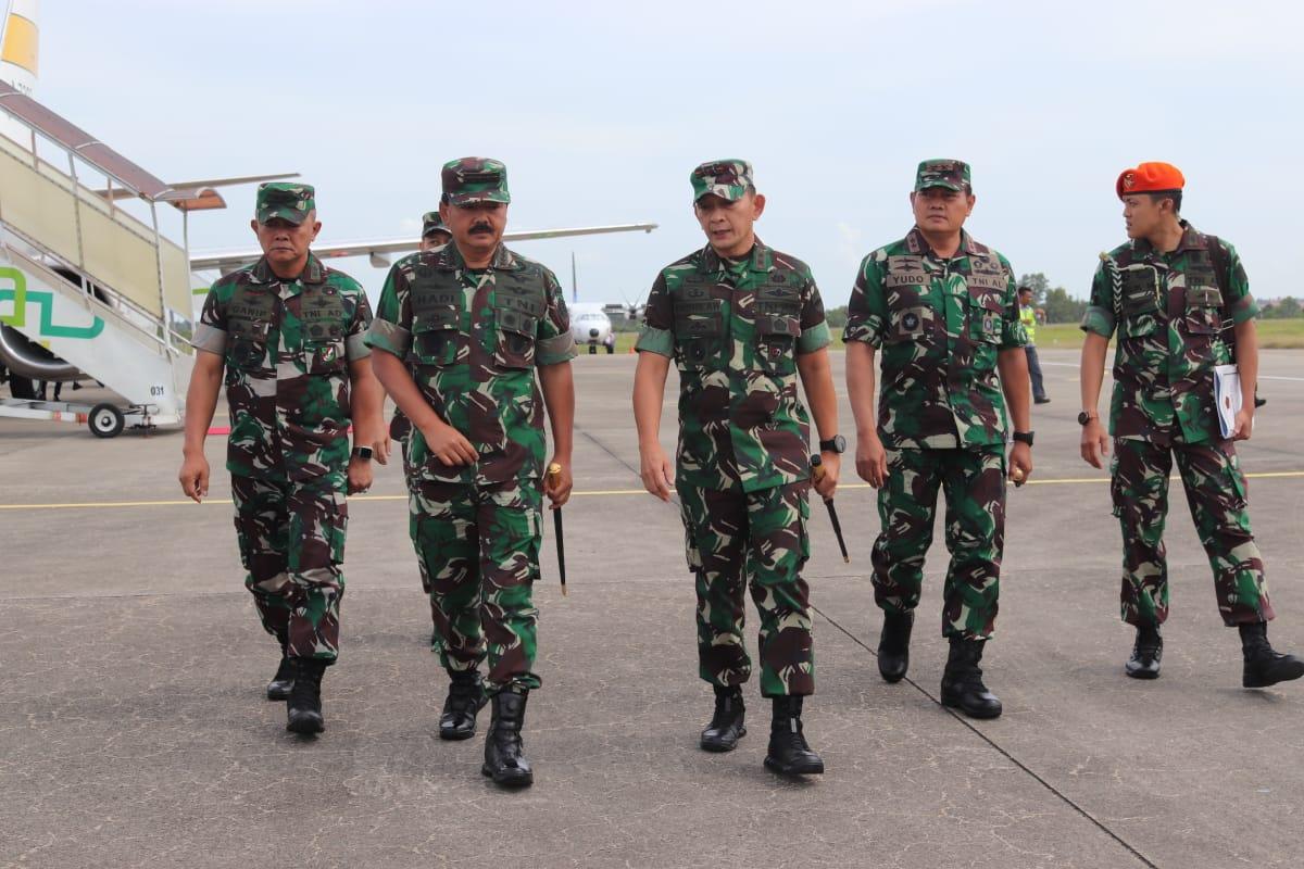 Panglima TNI Kunjungan Kerja keBatam