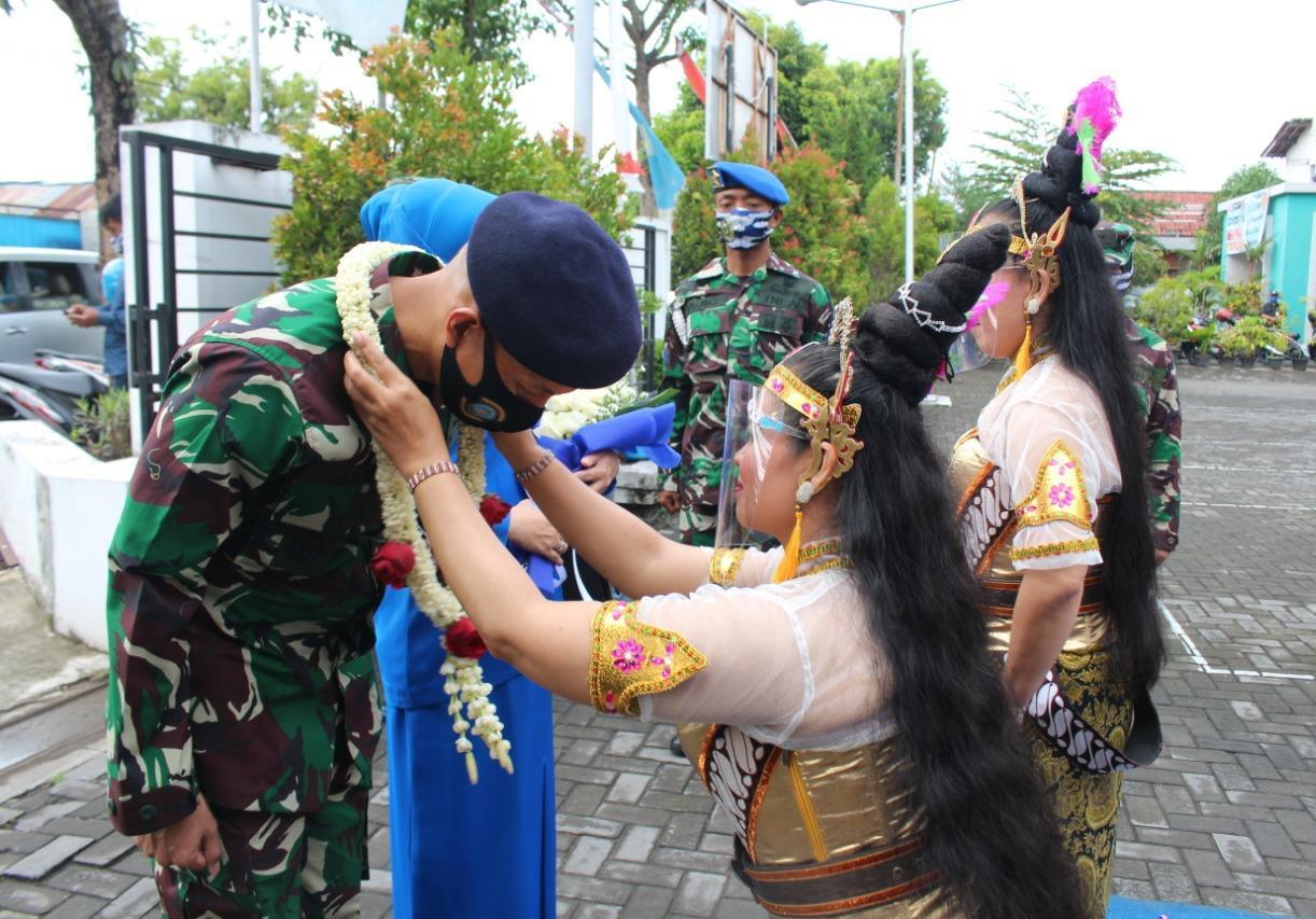 Awali Tugas, Danlanal Yogyakarta Laksanakan Entry Briefing